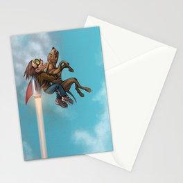 Rocket Dog Stationery Cards