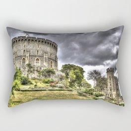 Windsor Castle Rectangular Pillow