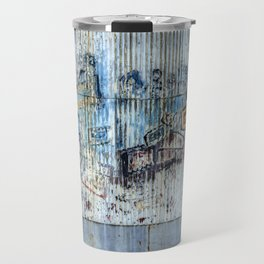 Graffiti Wall 2 Travel Mug