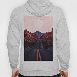 Road Red Moonrise Hoody