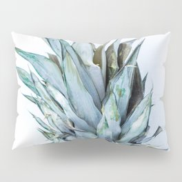 Ananas - Pineapple On A White Background #decor #society6 Pillow Sham