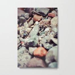 Pebbles V Metal Print