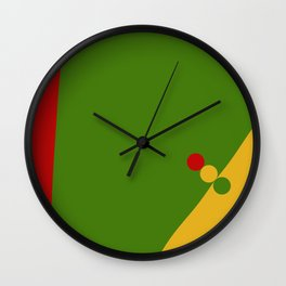 Relish Wall Clock