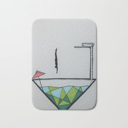 Adult Swim Bath Mat