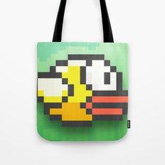 Flappy birdy Tote Bag