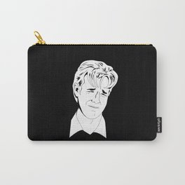 Crying Icon #1 - Dawson Leery - Black & White Variant Carry-All Pouch