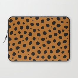 Cheetah animal print Laptop Sleeve