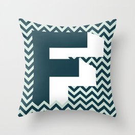 F. Throw Pillow