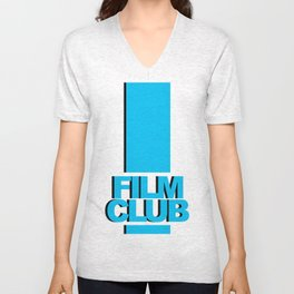 Film Club Unisex V-Neck
