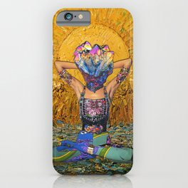 Pure Spirit  iPhone Case