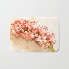 A Springtime Impression Bath Mat