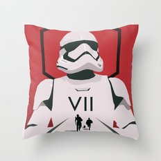Awakens Throw Pillow