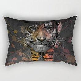 Wild Business Rectangular Pillow