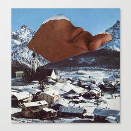 Mount Chin Canvas Print