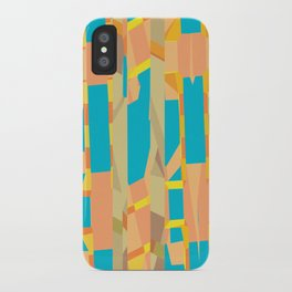 Split Seconds iPhone Case