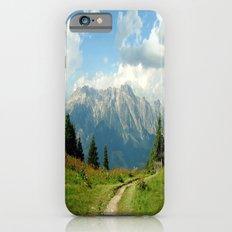 Mountain Range in Austria Slim Case iPhone 6s
