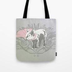 Fearless Creature: Oinx Tote Bag