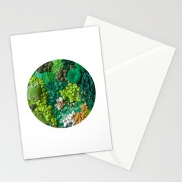 Moss Cluster Stationery Cards