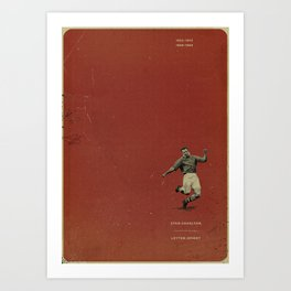 Leyton Orient - Charlton Art Print
