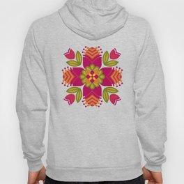 Graphic Floral Mandala [1] Hoody