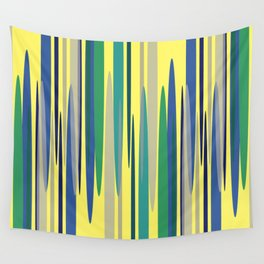 Peakwold (Yellow) Wall Tapestry