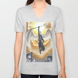 Archangel Avacyn Unisex V-Neck