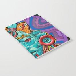 +K7 Xochicoatl Notebook