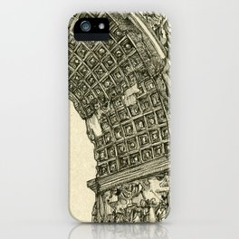 Marches & Arches iPhone Case
