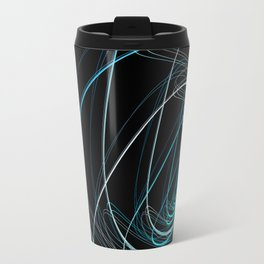 Round light Travel Mug