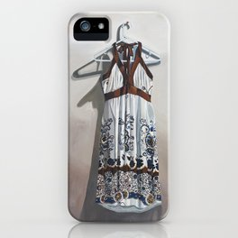 Halter iPhone Case