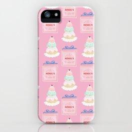 Mendls iPhone Case