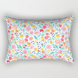 Indy Bloom Flora Jane Rectangular Pillow