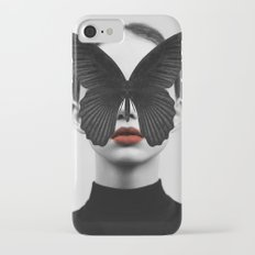BLACK BUTTERFLY Slim Case iPhone 7