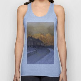 At Just Dawn Unisex Tank Top