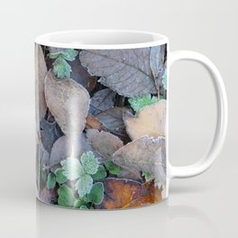 Frosty Forest Floor Coffee Mug