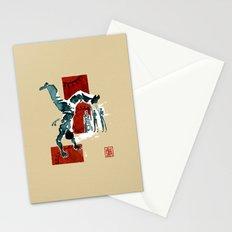 Capoeira 554 Stationery Cards