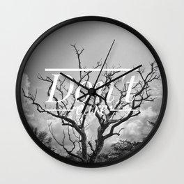 Motus Operandi Collection: Don't care Wall Clock