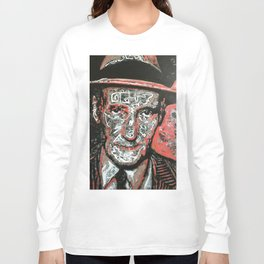 William Burroughs  Long Sleeve T-shirt
