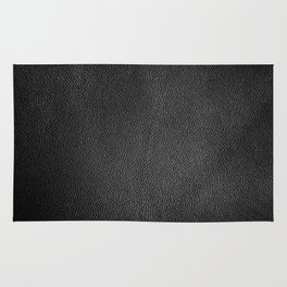 Leather*Trompe l'oeil Rug