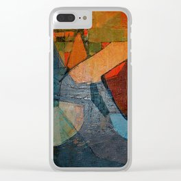 Olympic Boxing Clear iPhone Case