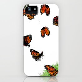 Butterfly (2) iPhone Case