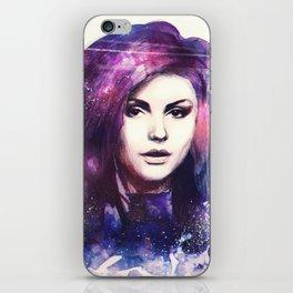 Debbie iPhone Skin