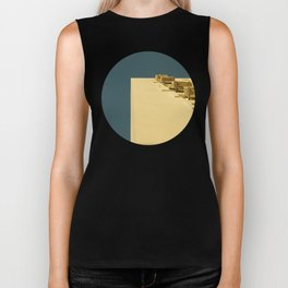 Summer has come and the air is on! Biker Tank