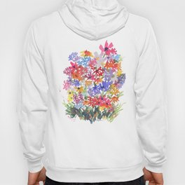 Many Flowers Hoody
