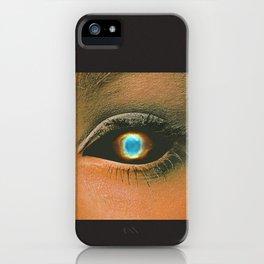 Cosmic eye  iPhone Case