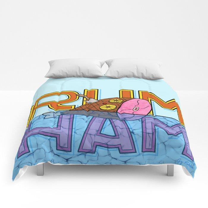 Rum Ham Comforters
