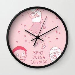 20th century boys fan art Wall Clock