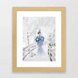 Topaze Framed Art Print