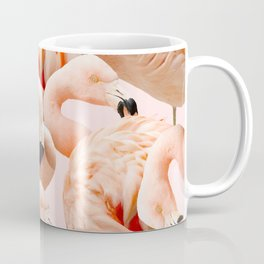 Flamingo Blush #society6 #decor #buyart #flamingoart Coffee Mug