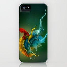 Chlorotiqua no.1 iPhone Case